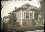 Mrs. Jacobs' house, Los Angeles