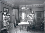 Interior of Jacobs house