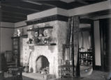 Interior of Miss Hathaway's house