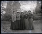 Group of Pomona College women