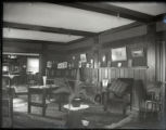 Interior of Mrs. Davidson's house