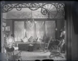 Interior of unidentified house