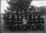 Pomona College sophomore men, class of 1905