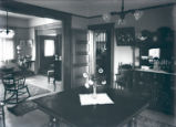 Interior of Hubbard house