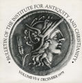 Bulletin of the Institute for Antiquity and Christianity, Volume VI, Issue 4