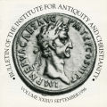 Bulletin of the Institute for Antiquity and Christianity, Volume XXIII, Issue 3