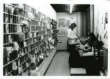 Mailroom, Pitzer College