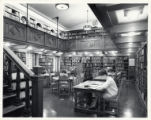 Denison Library Rare Book room, Scripps College