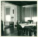 Ayer Cottage interior, Pomona College