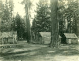 Bluff Lake cabins, Pomona College