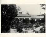 Cutting Garden of Browning Hall, Scripps College