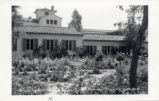 Cutting Garden and Browning Hall, Scripps College
