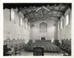 Auditorium of Balch Hall, Scripps College