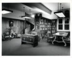 Library furniture, Scripps College