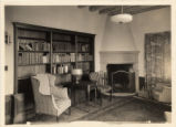 Browsing Room of Browning Hall, Scripps College