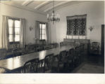 Conference room of Balch Hall, Scripps College