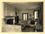 Furnished room in Balch Hall, Scripps College