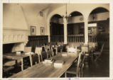 Denison Library Holbein Room, Scripps College