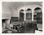 Holbein Room of Denison Library, Scripps College