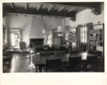 Reading Room of Balch Hall, Scripps College
