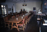 Dining Room of Dorsey Hall, Scripps College