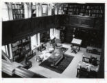 Rare Book Room of Denison Library, Scripps College