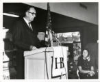 Huntley Bookstore dedication, Claremont University Consortium