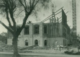 Mason Hall Construction, Pomona College