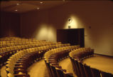 Garrison Theater interior, Scripps College