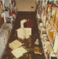 Special Collections after earthquake
