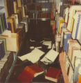 Honnold/Mudd Library Special Collections after earthquake