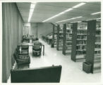 Studying at Seeley W. Mudd Library