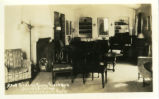 Clark Hall living room, Scripps College