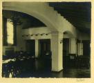 Grace Scripps Clark Hall dining room, Scripps College
