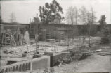 Marks Hall construction, Harvey Mudd College