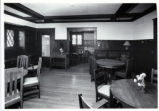 Grove House interior, Pitzer College