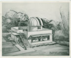 The Brackett Observatory, Pomona College