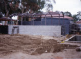 Construction of Millard Sheets Art Center, Scripps College