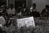 Sit-in at Pendleton Business Office, Claremont University Consortium
