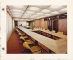 Galileo Hall conference room, Harvey Mudd College