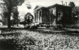 Carnegie Hall Library and grounds, Pomona College