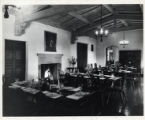 Toll Hall dining room, Scripps College