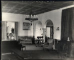 Toll Hall living room, Scripps College