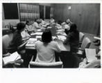 House Council Meeting, Pitzer College