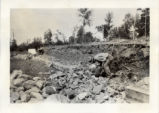 Scripps College after 1932 flood
