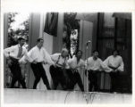 Russian dance performance, Pitzer College