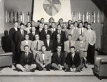 Alpha Gamma Sigma Fraternity Members