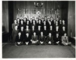 Nu Alpha Phi Fraternity Members