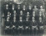 Phi Kappa Alpha Fraternity Members