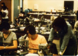Students in science lab, Pitzer College